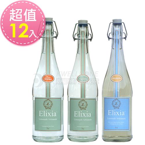 即期品 法國氣泡水^(750ml共12入^)