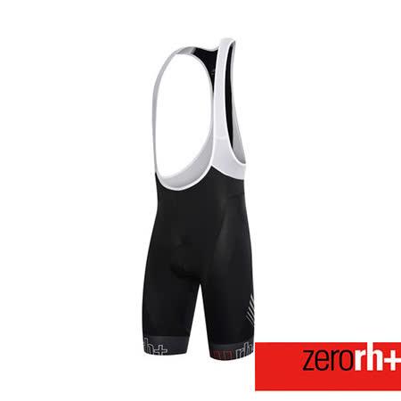 ZERORH+ 義大利專業男款吊帶自行車褲ECU0249