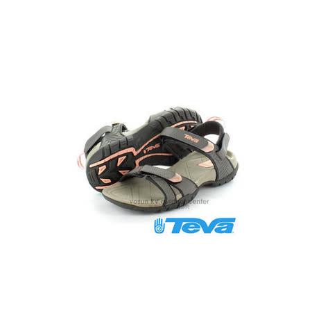 【美國 TEVA】女款 NUMA - PRINT 水陸兩用越野涼鞋/運動涼鞋.海灘鞋.適沙灘.溯溪/ TV1003955BRN 棕色