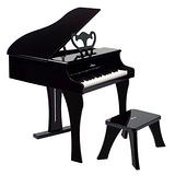 德國Hape愛傑卡-音樂大鋼琴-黑