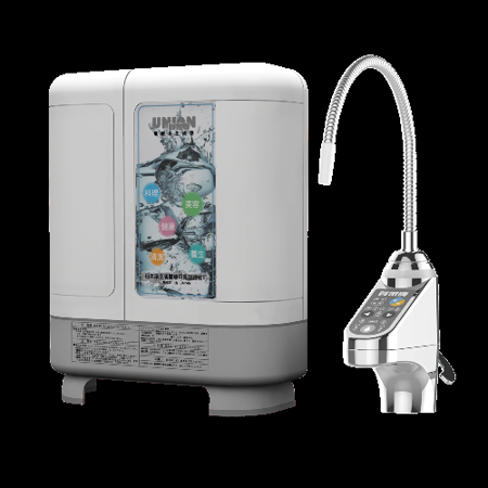 [賀眾牌]廚下型整水器UA-3102JW-1 加贈賀眾牌二道式前置過濾器UF-75