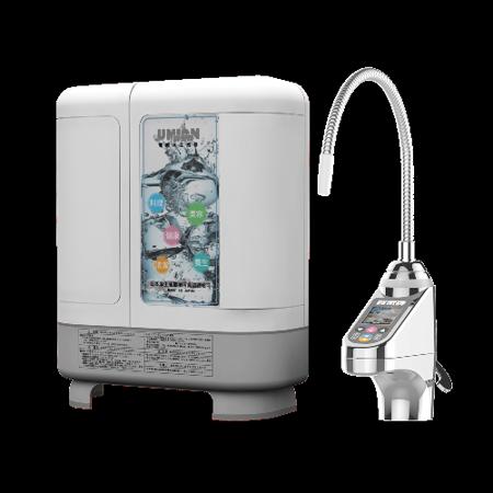 [賀眾牌]液晶顯示廚下型整水器 UA-3502JW-1 加贈賀眾牌二道式前置過濾器UF-75