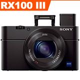 SONY  DSC-RX100M3 RX100 III  類單眼數位相機(公司貨)-加送專用電池+座充+拭鏡筆+清潔組+保護貼+讀卡機+迷你腳架