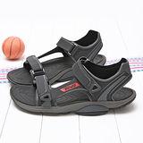 TEVA 男款專業運動玩水系列經典織帶涼鞋TV1004915