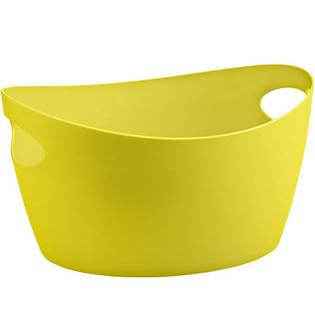 【好物推薦】gohappy快樂購物網《KOZIOL》雙柄收納籃(綠M)效果如何太平洋 sogo 百貨 忠孝 館
