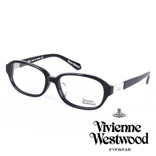 Vivienne Westwood 英國薇薇安魏斯伍德皇家貴氣英國格紋款^(黑^)VW26
