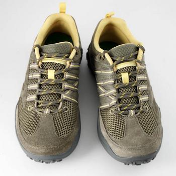 HI-TEC 英國戶外運動品牌 / 抗滑耐磨運動鞋 APOLLO (女) O002440042 黃