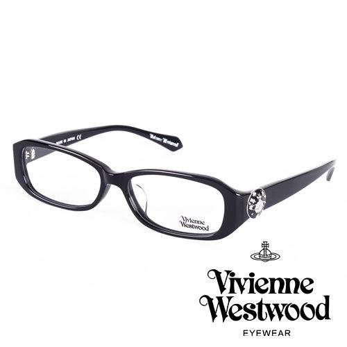 Vivienne Westwood 英國薇薇安魏斯伍德立體土星環鈕扣款^(黑^)VW266
