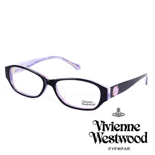 Vivienne Westwood 英國薇薇安魏斯伍德立體龐克多邊形土星款^(木紋紫log