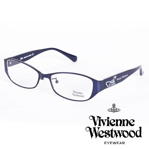 Vivienne Westwood 英國薇薇安魏斯伍德金屬惡魔 土星款^(寶藍^)VW27