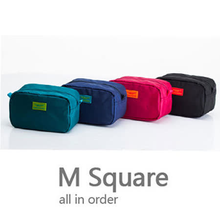 【好物分享】gohappy快樂購物網M Square 防水多功能旅行盥洗/化妝包心得tw shopping