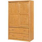 日式量販-多格赤陽4X6拉門衣櫃
