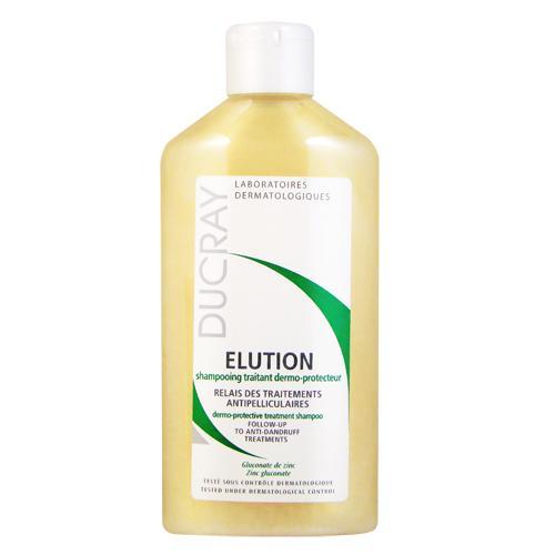 DUCRAY護蕾 控油舒敏洗髮精(基礎型) 200ml
