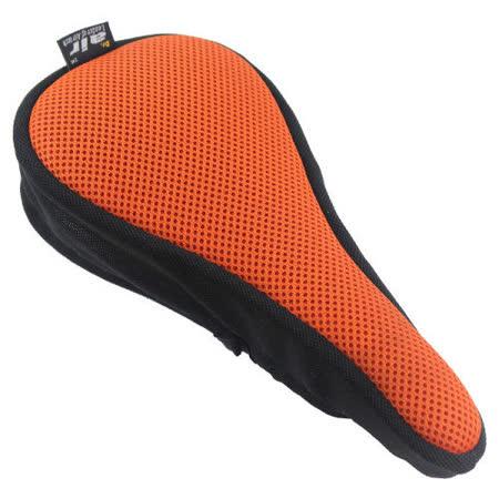 Dr. Air DPS玩家用氣墊座墊套(馬卡龍系列)-活力橘