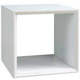 魔術方塊30系統收納櫃/鏤空櫃(白色)