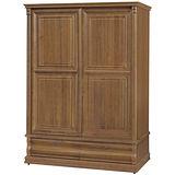 Bernice - 倫德頂級樟木5尺衣櫃