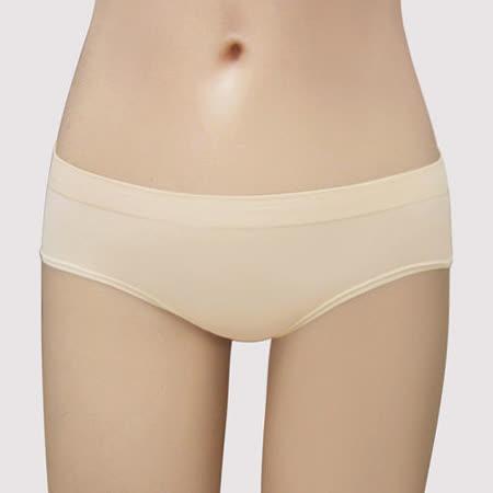 【曼黛瑪璉】F24002-4 IceBar  低腰寬邊三角無縫褲(麥穗膚)