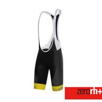 ZERORH+ 義大利動力控制版男款專業吊帶自行車褲 ECU0244