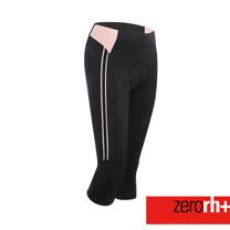 ZERORH+ 義大利女款七分自行車褲 ECD0228