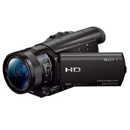 SONY HDR-CX900高畫質數位攝影機(公司貨)-2017/02/12前送70周年多功能手提背包再送座充+專用電池FV50+中腳架+讀卡機+32GB兩張
