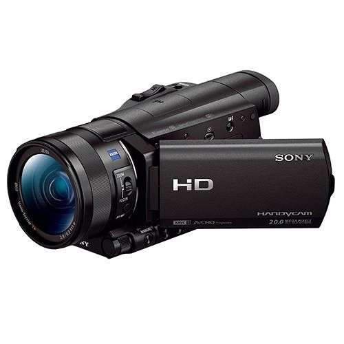 SONY HDR-CX900高畫質數位攝影機(公司貨)-3/21-4/30買就送NP-FV50A原廠電池再送座充+專用電池FV50+中腳架+讀卡機+32GB兩張