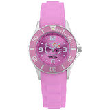 Hello Kitty x AMONNLISA 甜蜜饗宴運動腕錶-粉紅