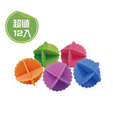 台灣製造洗衣球12入 074Y-97236