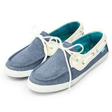 女 VANS 休閒時尚鞋--Chauffette 藍米 41062125