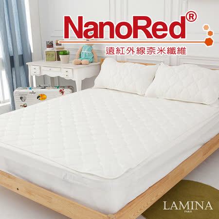 LAMINA  保暖舒適單人平單式三件式保潔墊