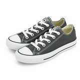 女 CONVERSE 短筒帆布鞋 ALL STAR 基本款 繽紛新色 深灰 33U170043