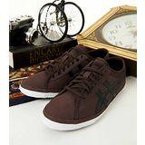 男--經典復古鞋 BIKU CV咖啡黑H104N-2990