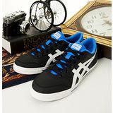 男--經典潮流鞋 AARON黑白藍H934Y-9000