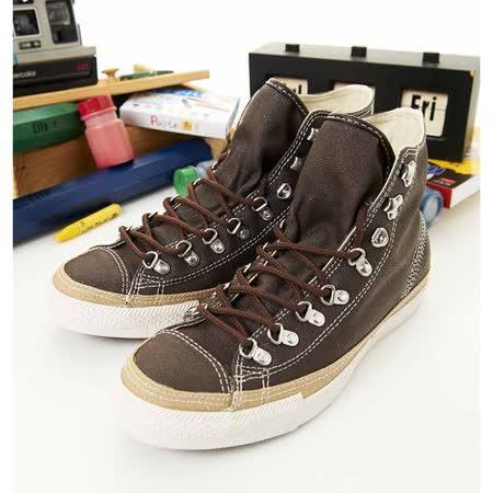 男 CONVERSE潮流鞋 夢幻型靴 咖啡14U170100