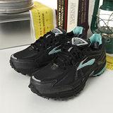 女 Brooks專業越野慢跑鞋 ADRENALINE GTX 10 黑水藍-BK1200961B307