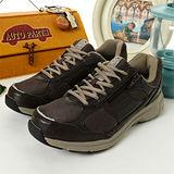 【男】DIADORA健走鞋--台灣製造EasyWalk輕鬆走第二代 咖啡8633