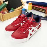 男 asics經典時尚鞋--ALTON--紅白--TQA294-2301