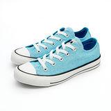 【女】CONVERSE 帆布鞋 ALL STAR  螢光藍 32U170026