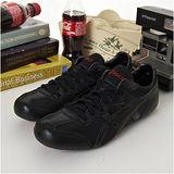 女 asics經典時尚鞋 WHIZZER 黑 TQA326-9090