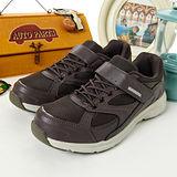 【男】 DIADORA健走鞋--台灣製造EasyWalk 輕鬆走第二代--咖啡--8623