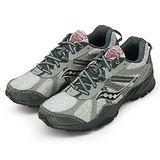 【SAUCONY】男--越野慢跑鞋 EXCURSION TR7 銀灰 25170-4
