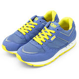 【PONY】女- 繽紛韓風復古慢跑鞋 SOLA--V 紫黃 41W1SO20PP
