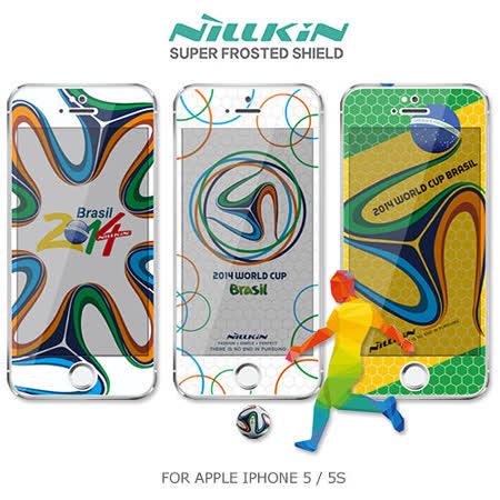 NILLKIN Apple iPhone 5 / 5S Amazing H+世界盃 世足版 防爆鋼化玻璃保護貼