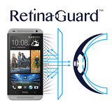 RetinaGuard 視網盾 HTC Desire 601 眼睛防護防藍光保護膜