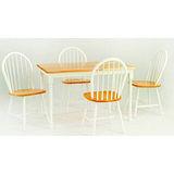 001-1溫莎四尺餐桌椅(一桌四椅)