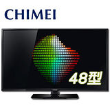 CHIMEI奇美 48型 FHD液晶顯示器+視訊盒(TL-48LK60) 含運送 送HMDI線+數位天線+清潔組+高容量行動電源