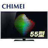CHIMEI 奇美 55型FHD多媒體液晶顯示器+視訊盒(TL-55LK60) 含YUENTO可愛氣球喇叭