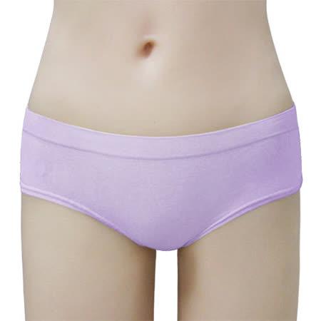 【瑪登瑪朵】BH0026 2014SS低腰寬邊三角無縫褲(薰心紫)