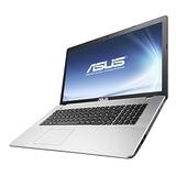 ASUS X750JN 17.3吋 i7-4700HQ GT840 2G獨顯大視界效能筆電(X750JN-0023C4700HQ)升8G -加送32G碟+原廠網路線+4孔HUB+滑鼠墊+3合1清潔組