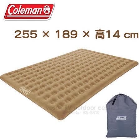 【美國 Coleman】270獨立筒充氣睡墊.露營床.充氣床.露營睡墊.充氣墊/CM-N607