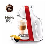 【雀巢咖啡】NESCAFE 膠囊咖啡機 Minime 雲朵白,加贈30顆膠囊禮盒!